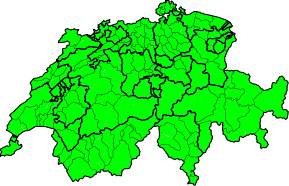 Aktuelle Unwetterwarnungen   Schweiz